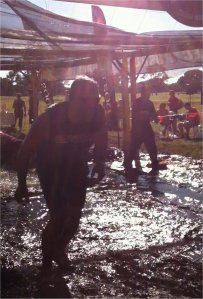 Mud, Water and Live Wires