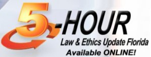5-Hour Law & Ethics Update